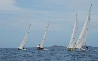 Philsbury Sound Race Results April 15, 2018