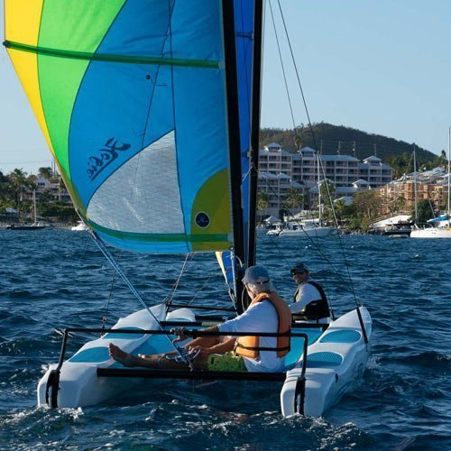 Intro to Hobie cat sailing