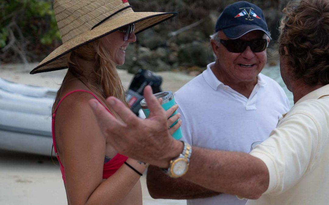 It's a Beach Party Sailing Excursion – Jan 13, 2019