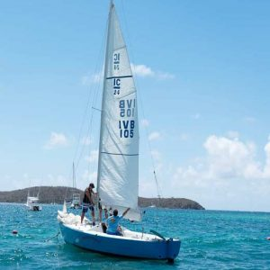 learn to sail St Thomas