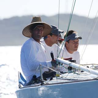 sailboat racing st Thomas