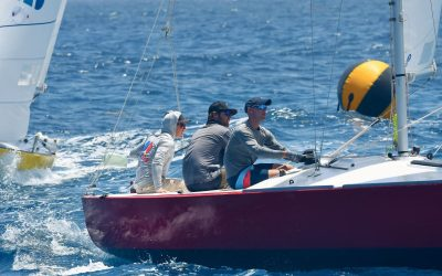 USVI's Team Thompson Wins 2nd St. Thomas Yacht Club Invitational Regatta